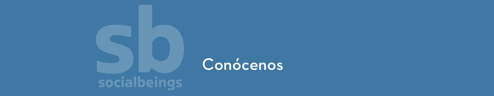 Conocenos. socialbeings