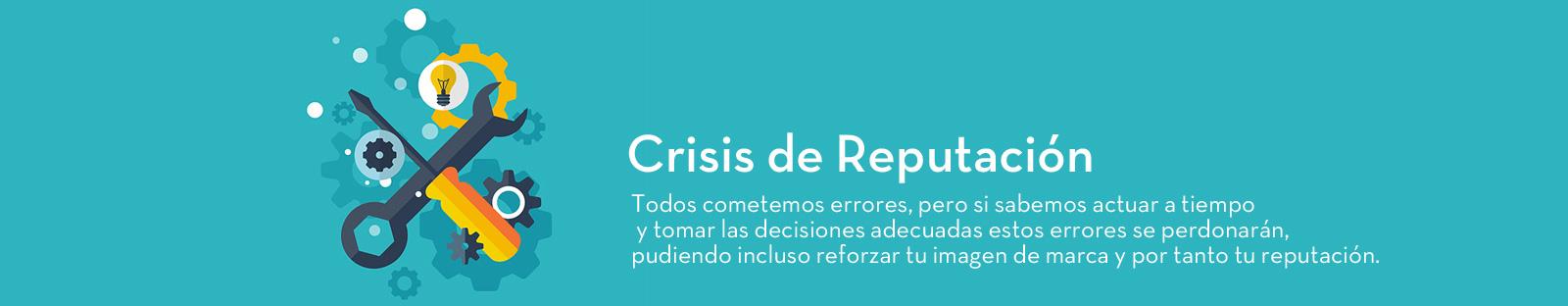 Crisis de reputación. socialbeings